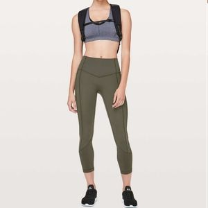 NWT Lululemon All the right places 23""
